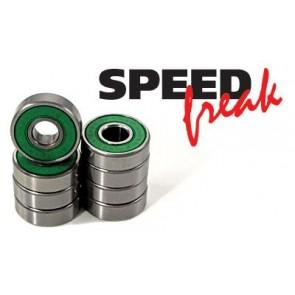 Speedfreak ABEC-5 longboard lagers