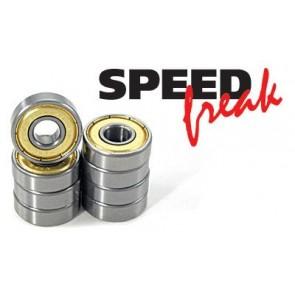 Speedfreak ABEC-9 longboard lagers