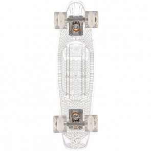 "Sunset LED Ghost 22"" cruiser skateboard"