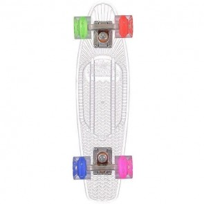 "Sunset LED Hippy 22"" cruiser skateboard"