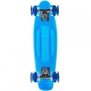 "Sunset LED Wave 22"" cruiser skateboard"