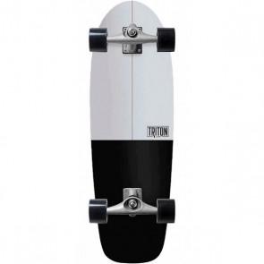 "Triton Black Star 30.5"" surfskate complete"