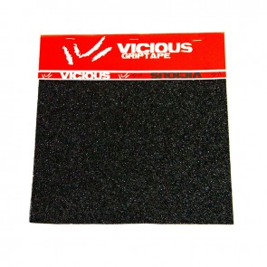 Vicious griptape 10 inch Black (4 sheets)
