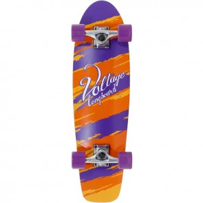 "Voltage Cruiser Orange-Purple 28"" complete"